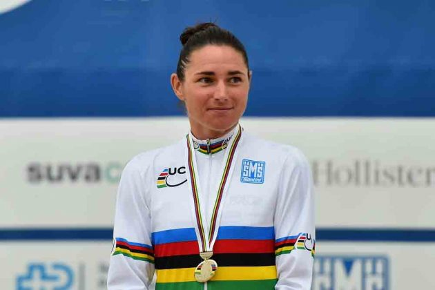 Sarah Storey has the 'engine' to succeed as a mom and para-cyclist