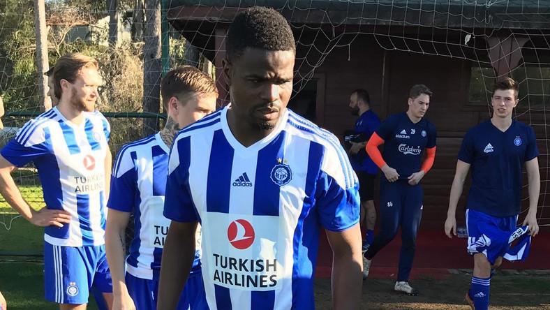 Echiejile makes HJK Helsinki debut, bags assist