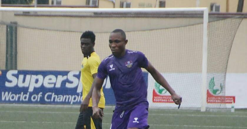 MFM captain Zikiye Jonathan downplays Rangers' NPFL lead