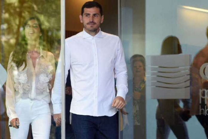 Iker Casillas discharged from hospital, Grateful for messages of support