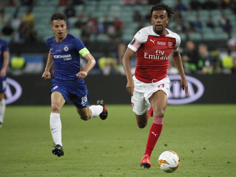England Great Hails Iwobi's Europa League historic effort
