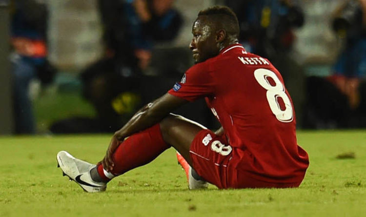 Guinea suffers blow as Injury rules star player Naby Keita out of AFCON