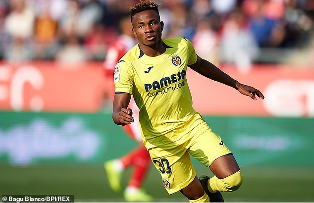 Manchester City, Liverpool join race to sign Samuel Chukwueze