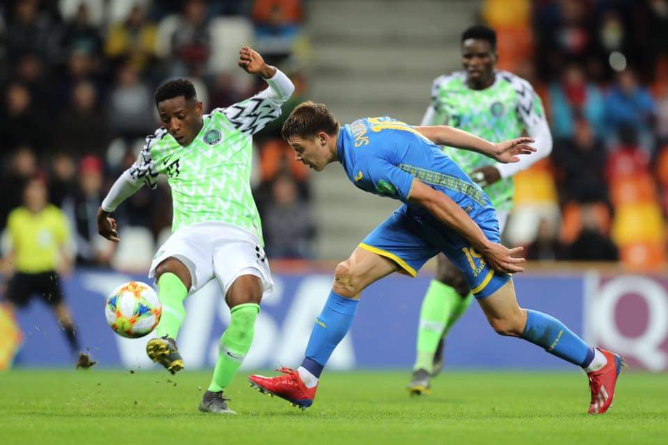 Poland 2019: Makanjuola admits Nigerians unhappiness with the Flying Eagles