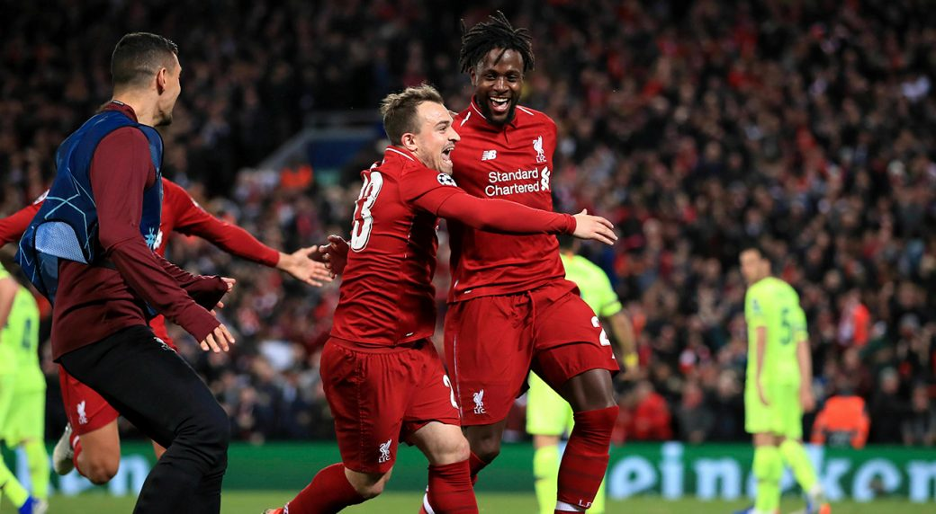 Finidi George backs Liverpool for Champions league glory