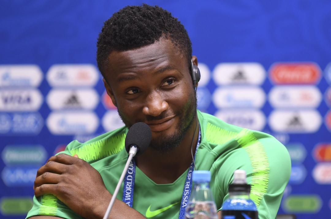 John Mikel Obi confirms Eagles return for AFCON