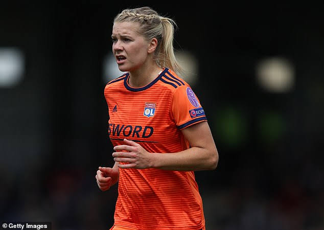 Ballon d'Or winner Ada Hegerberg's Omission From Norway's Squad excites Falcons