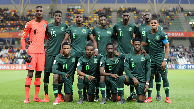 Aghahowa charges Flying Eagles to beat Ukraine and guarantee qualification