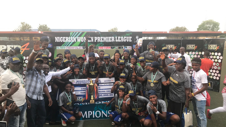 Championship winning Coach says Nigeria Women's football needs one thing only