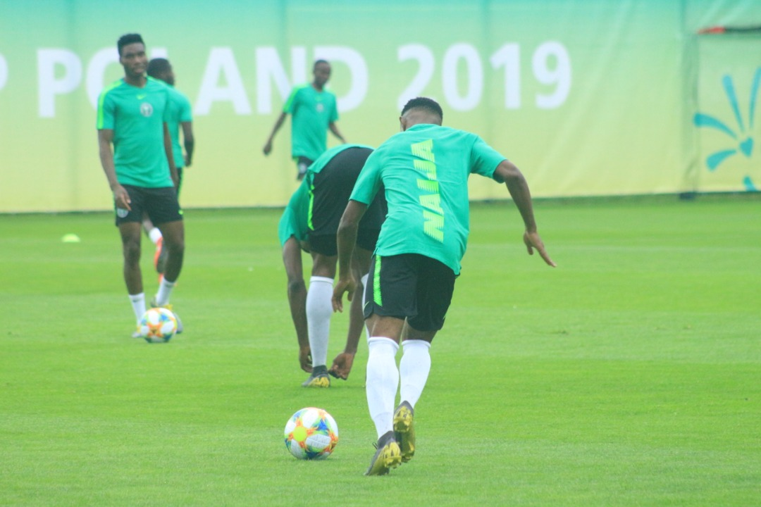 Poland 2019: Flying Eagles will make Nigerians proud, says Effiong Maxwell