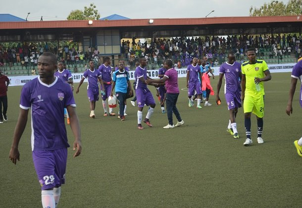Believe! MFM FC burn Candle for NPFL Playoff Spot, League title