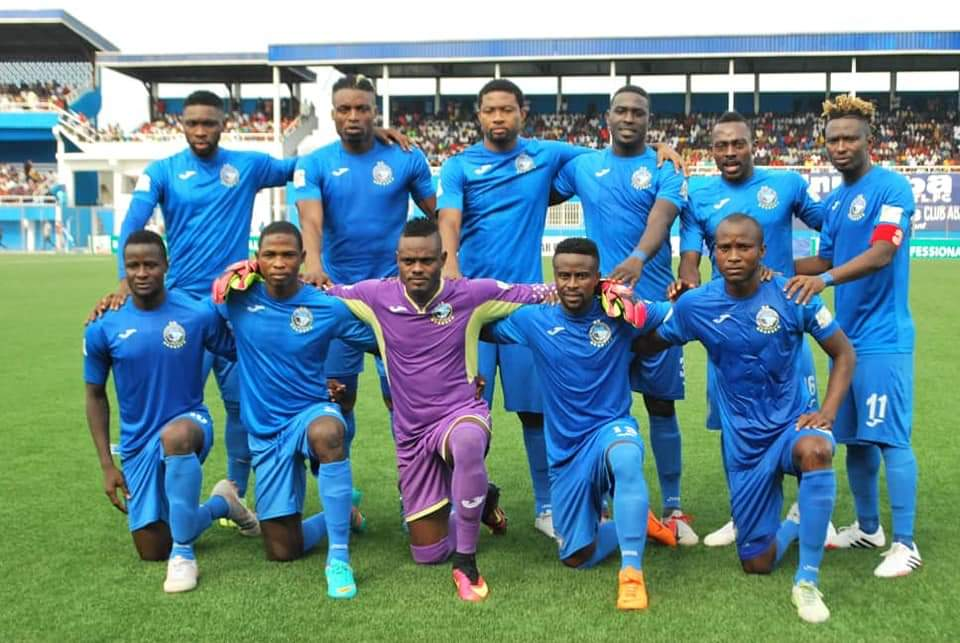 Enyimba extends unbeaten run with a derby win over Rangers