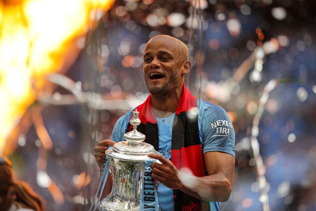 BREAKING! Vincent Kompany leaves Manchester City