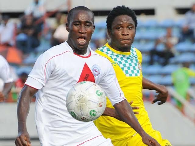 Rangers striker Aguda urge fans not to panic after third straight defeat