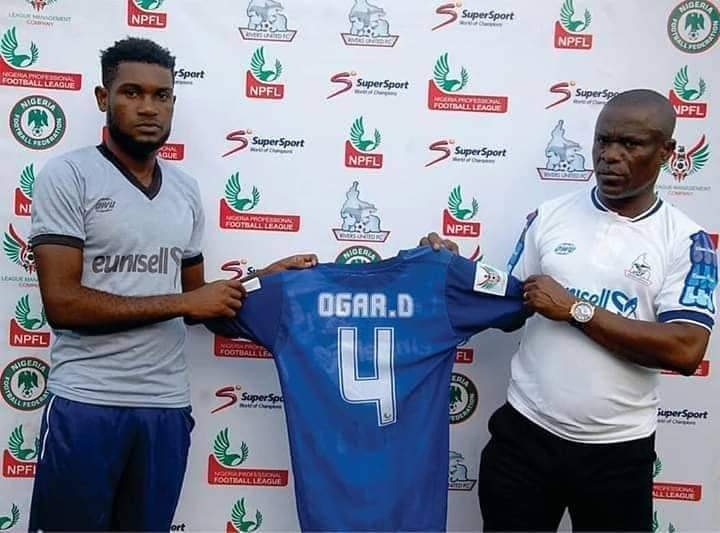 Rivers United Player offer Fans free tickets