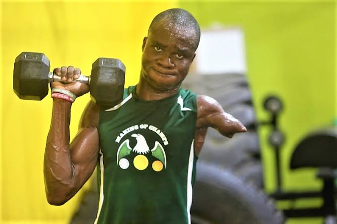 Tunis Grand Prix:  Ifeanyi Christian guarantees Nigeria medals