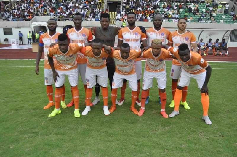 Akwa United ready to remain top of the log – Olisema