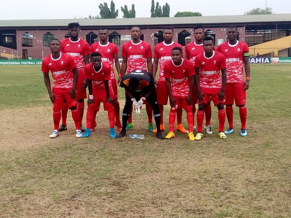 Olawoyin Reflects On Abia Warriors Beating The Drop