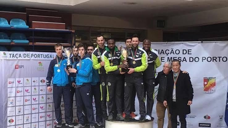 Aruna Quadri and Bode Abiodun wins fourth Portuguese Crown