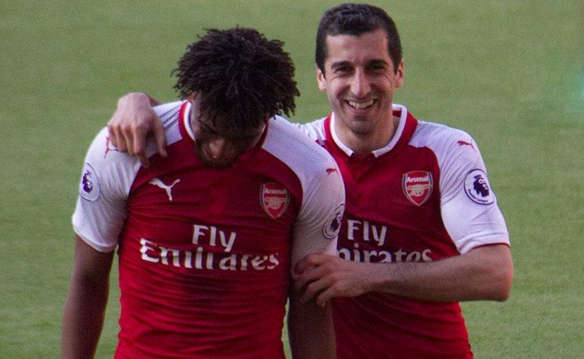 Iwobi breaks silence on Arsenal's Europa final chances without Mkhitaryan