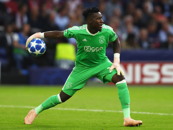 The Rise of Andre Onana – Ajax and Cameroon No 1 Goalkeeper