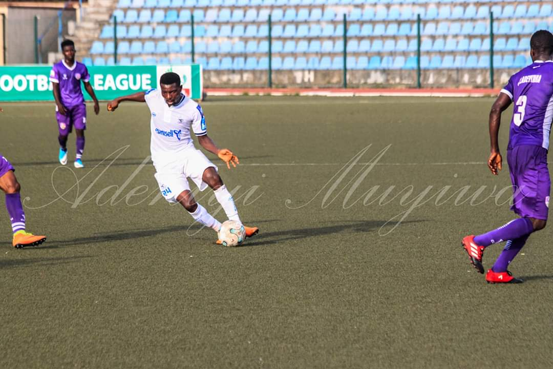 Rivers United only target is the play-off spot, Says Adedipe