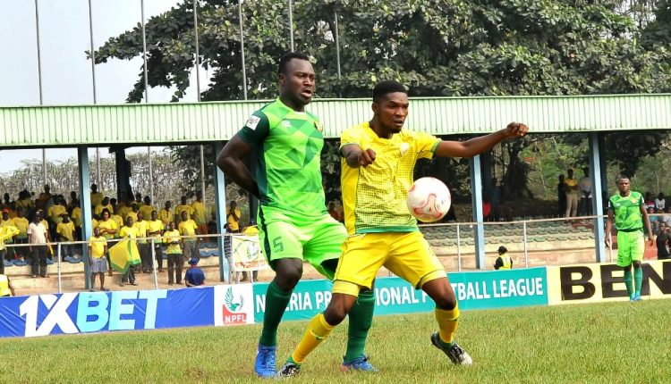 Bendel Insurance played out another goalless draw against Niger Tornadoes in Benin