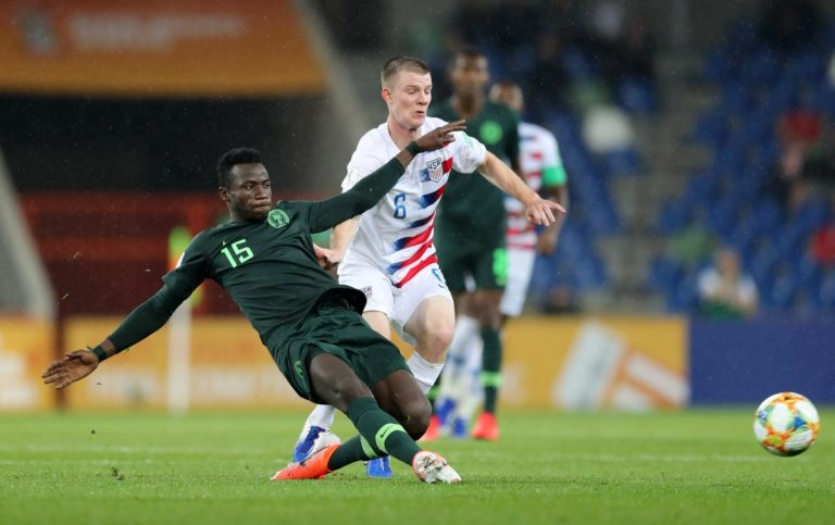 Flying Eagles Suffer 2-0 defeat against USA – what went wrong?