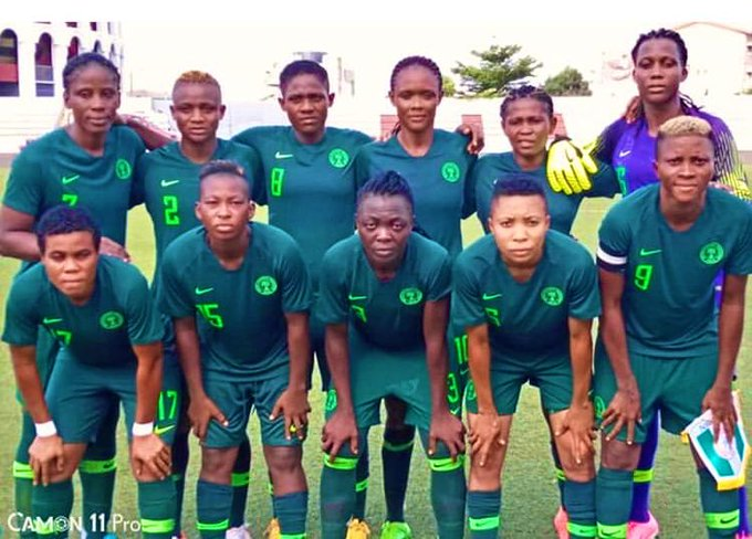 Make una plan for future oooo – Ibom Angels coach tells Dennerby