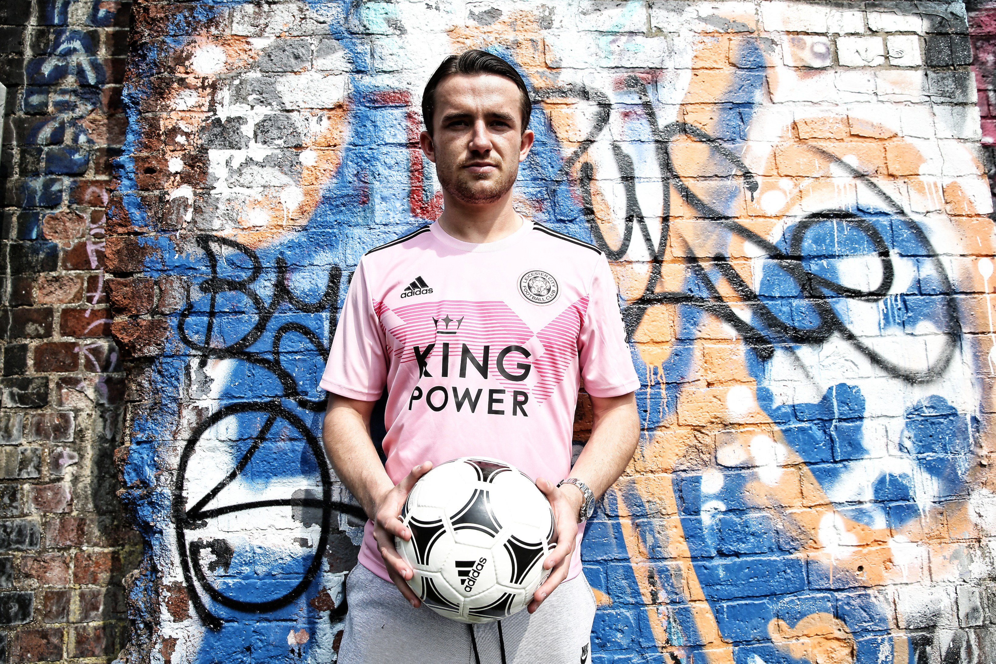 LEICESTER CITY GOES PINK WITH 19/20 AWAY JERSEY