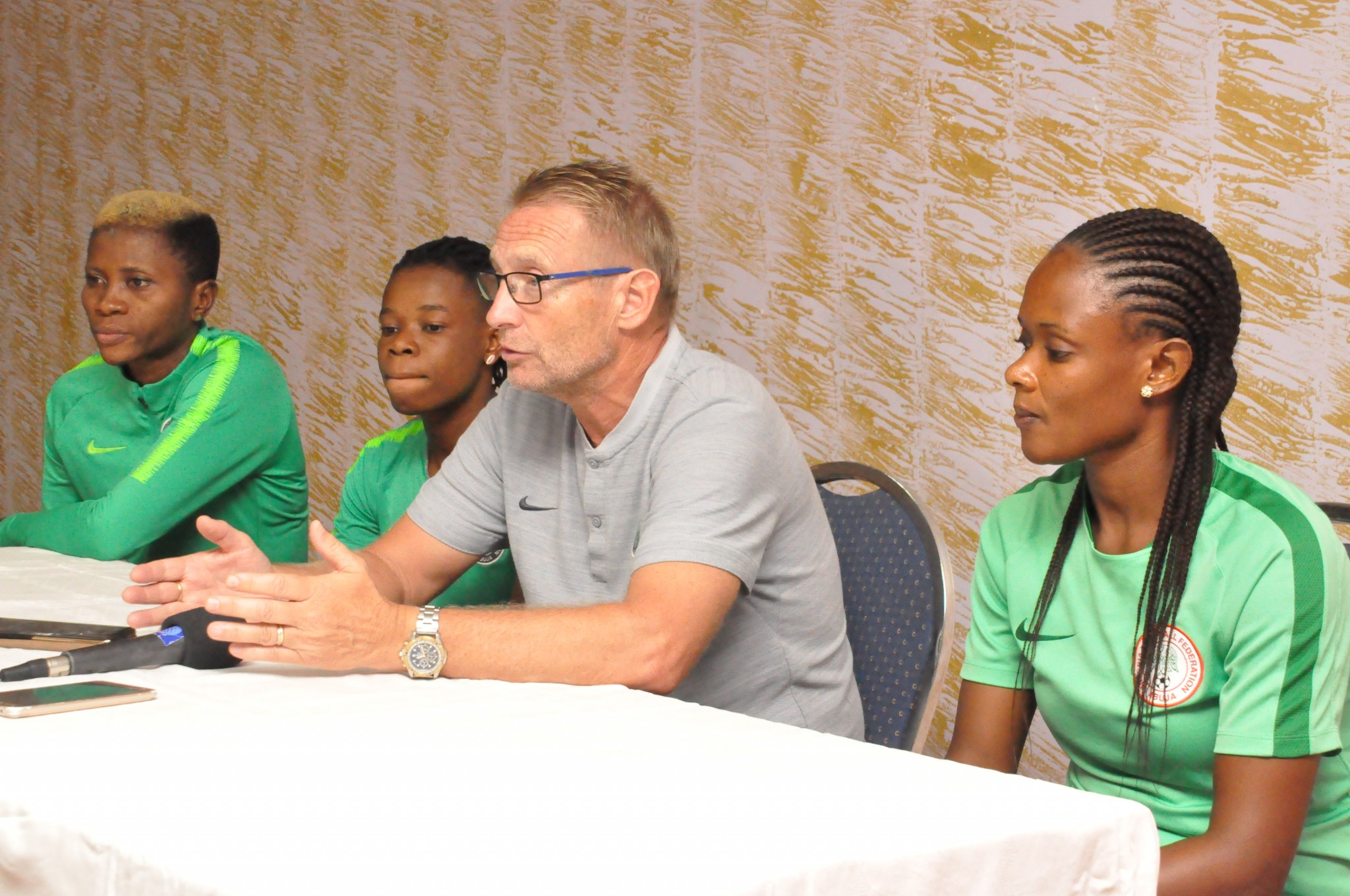 Nigeria Football Federation Confirms Thomas Dennerby' Resignation