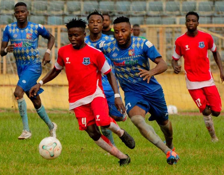 Remo Stars can get maximum points against Enyimba – Victor Chidume