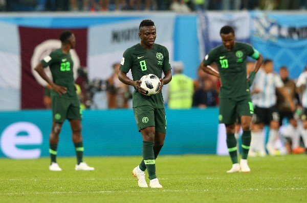 Stoke City's POTY Etebo calls for unity in Eagles ahead Egypt 2019