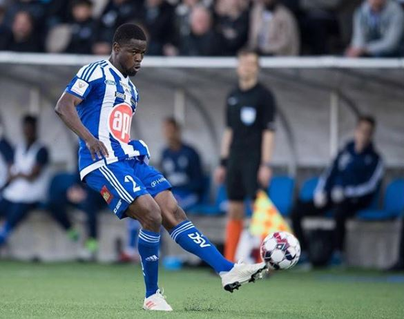 Echiejile confident Helsinki will bounce back from Inter defeat
