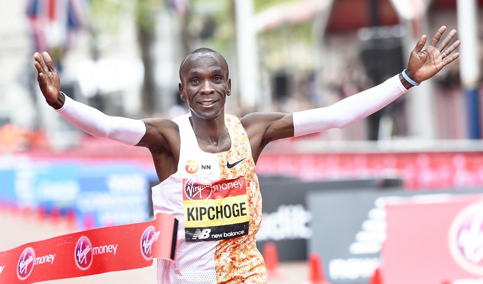 """No human is limited.""- Current Marathon world record holder Eliud Kipchoge"