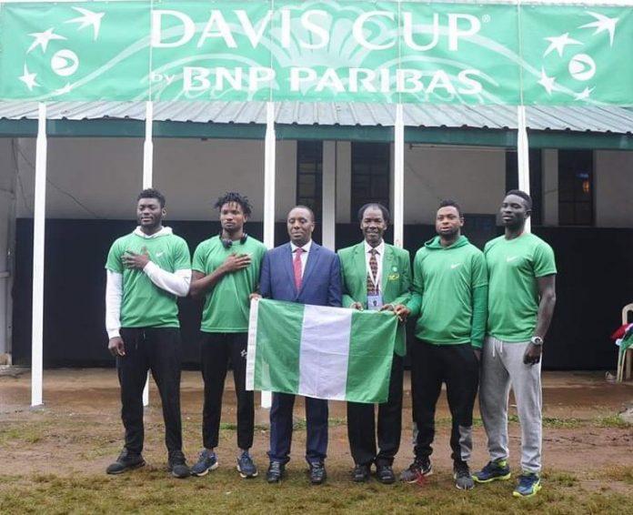 Philip Abayomi gets Surprise inclusion in Nigeria's Davis Cup Team