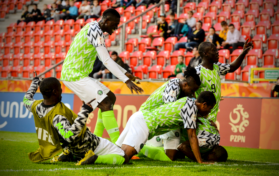 Flying Eagles midfielder Liameed hopeful of winning Gold at All Africa games