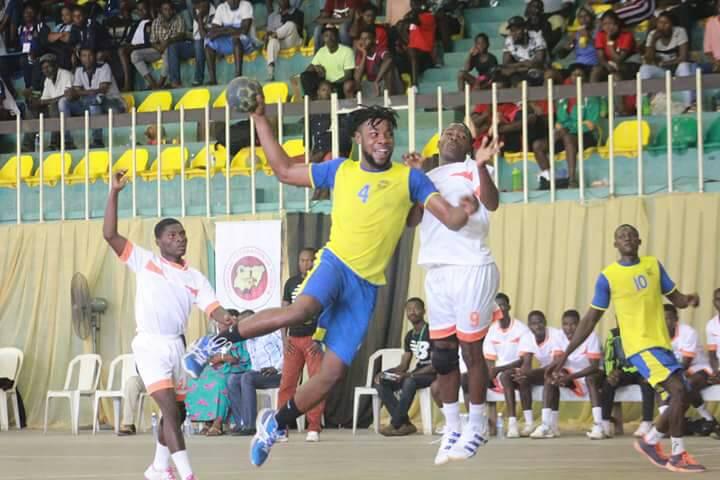 Kano Pillars win Men's handball league