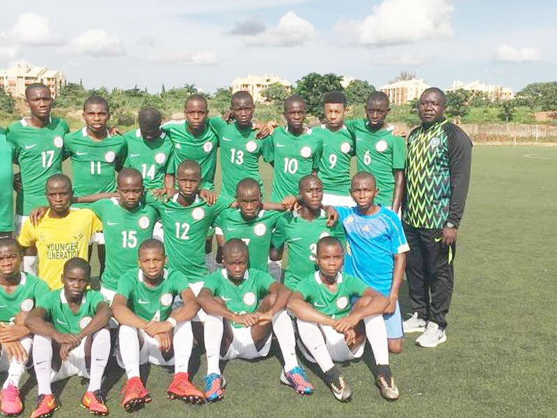 Erico wants intensive training programme for youth teams