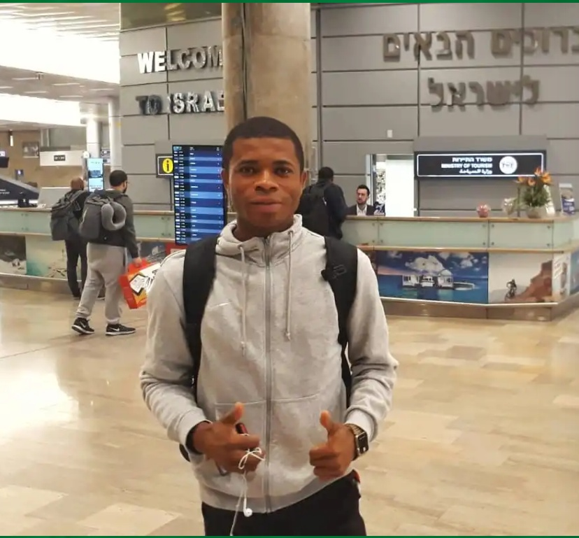 Enyimba's Ikouwem Joins Israeli Side Maccabi Haifa