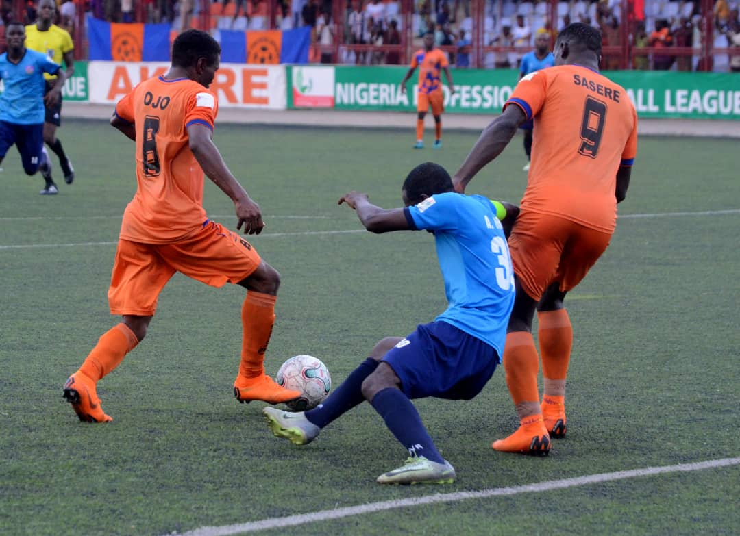 Ojo pleased as Sunshine Stars escape relegation