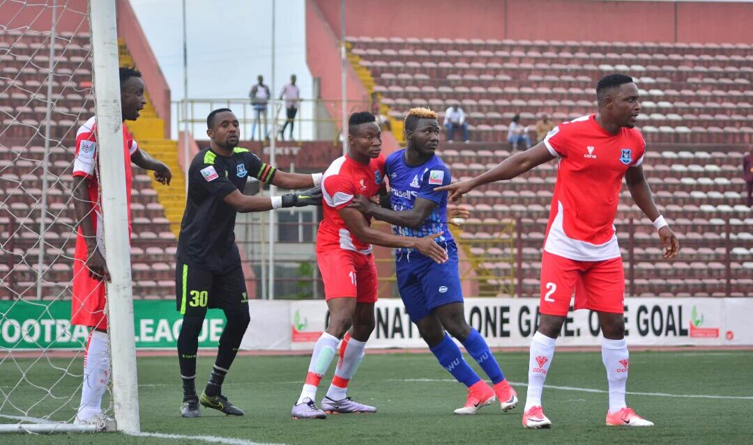 How Ten Men Lobi Stars edges Rangers In NPFL Super Sunday Clash