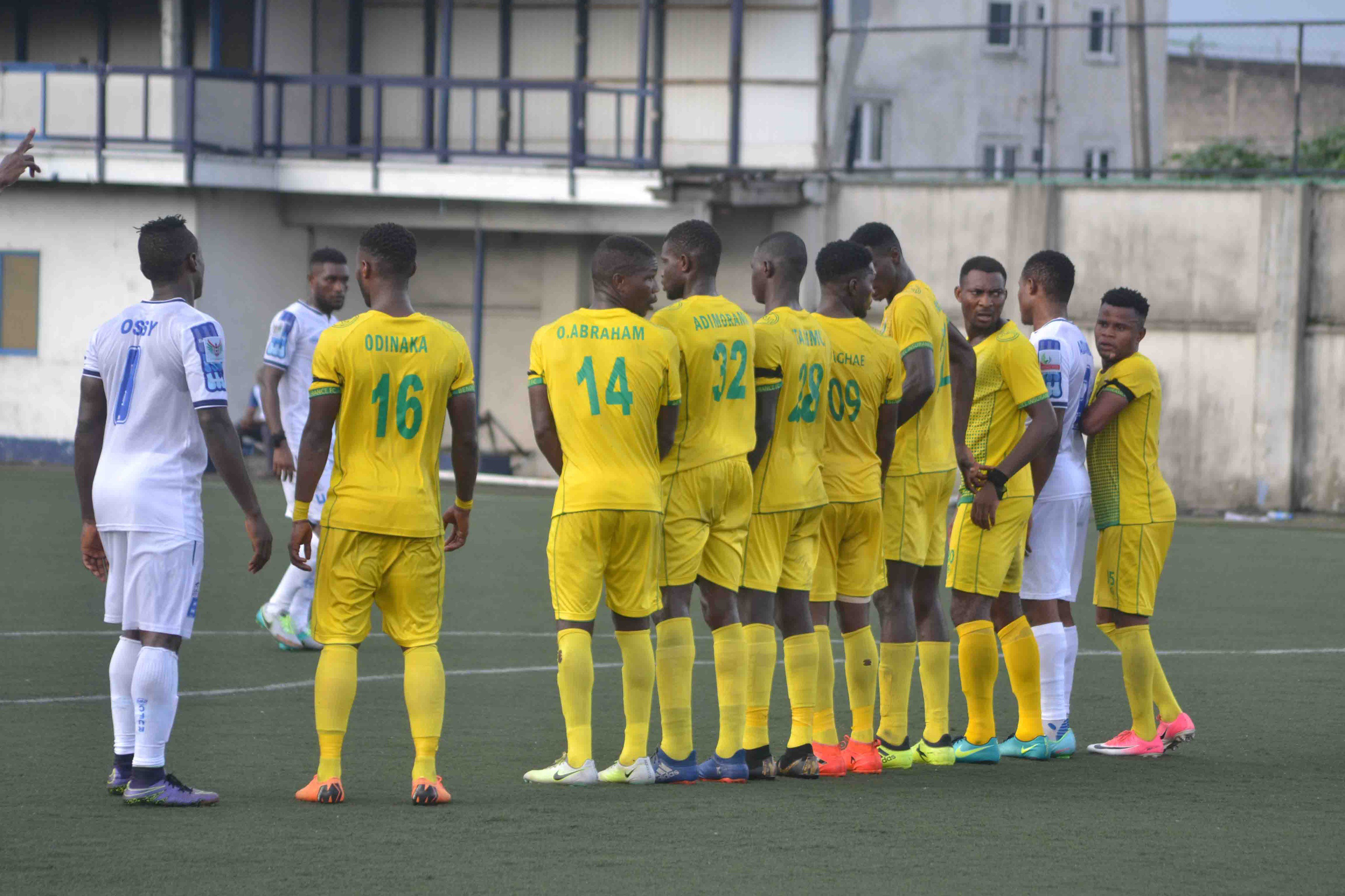 Heartland swaps relegation places with Elkanemi Warriors on last day