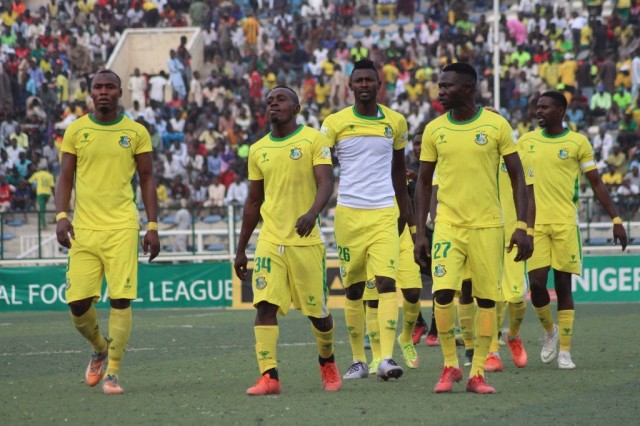 Coach IBRAHIM MUSA reveals Kano Pillars Champions League target