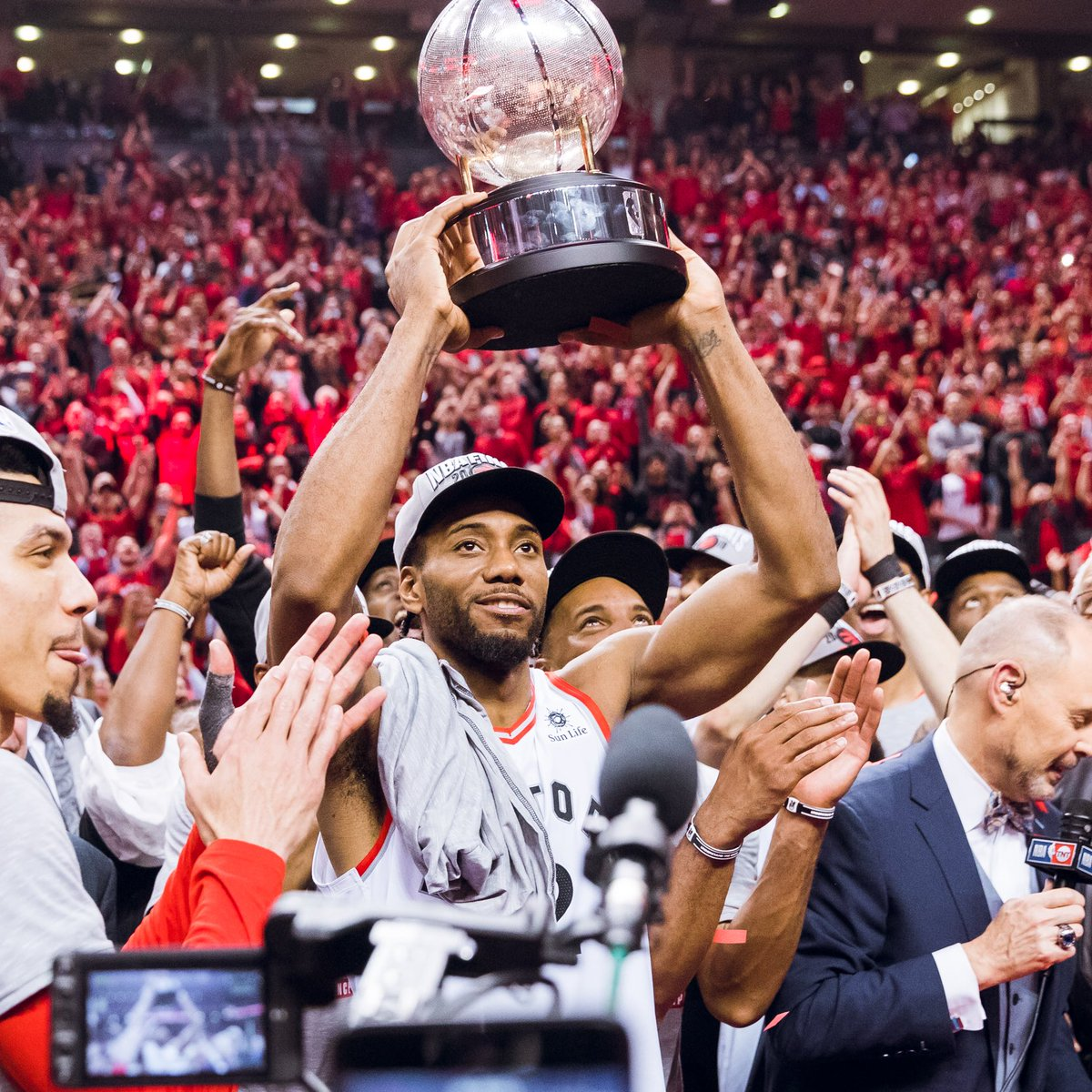 Masai Ujiri the Genius as Raptors Win Historic Conference title to reach first ever NBA Finals