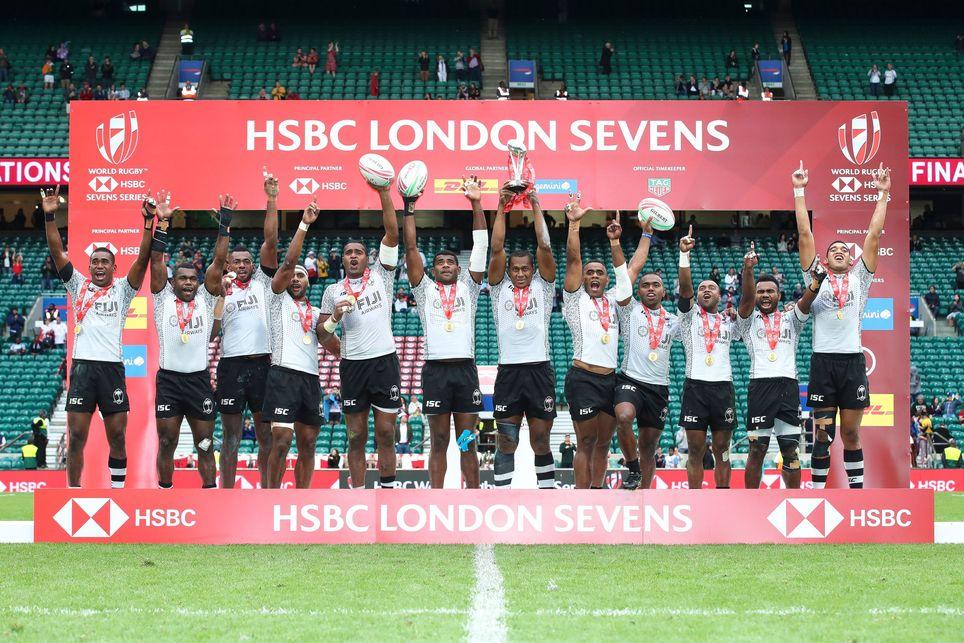 HSBC London Sevens go shele for weekend