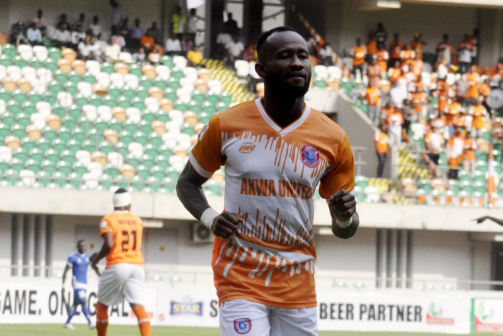 Mfon Udoh says nothing will stop United from making the playoffs