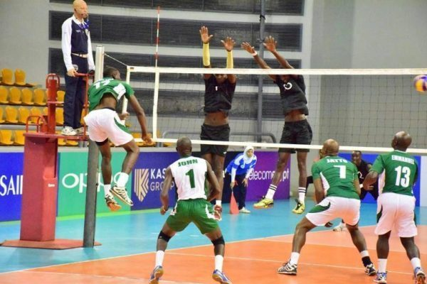 Volleyball: Nigeria qualify for 2019 All Africa Games