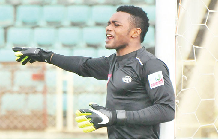 Ojo Olorunleke's MOTM display moves Akwa United to playoff spot