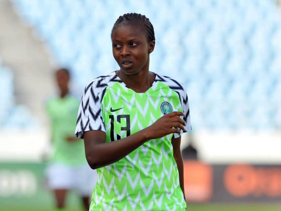 Okobi talks glowingly of Falcons ahead final world cup camping